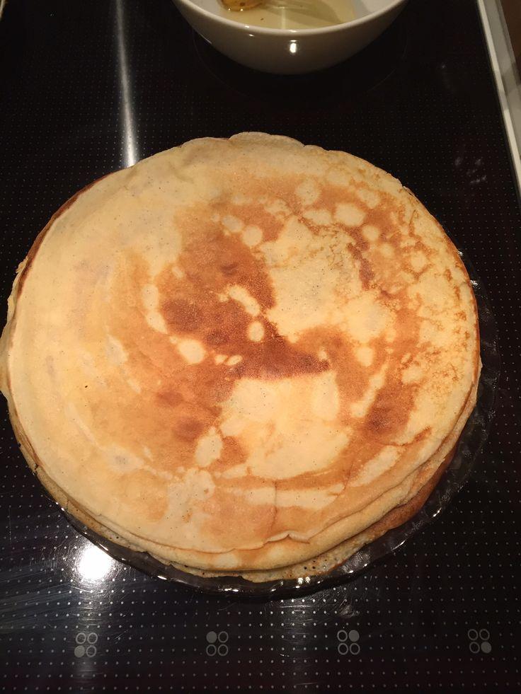 Pannenkoeken recept Jeroen Meus