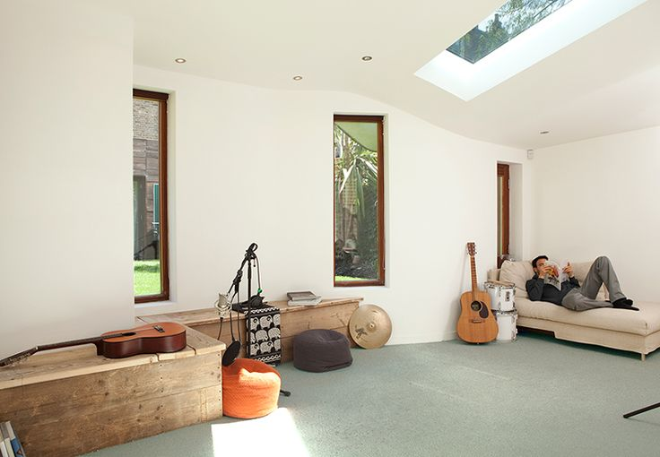 Contemporary Architect Extension Design Garden Studio Highbury N5