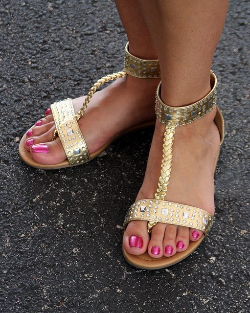 Gold Cute Sandals Cute Sandals For Women Cute Sandals Pinterest Beautiful For Women And Shoes