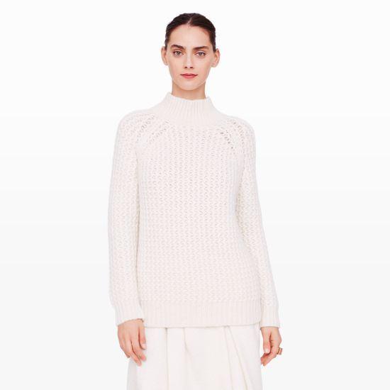 Almeta Sweater - Turlenecks Sweaters at Club Monaco