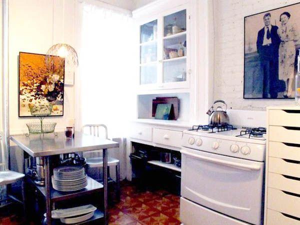 small kitchen designs 15 modern kitchen design ideas for small spaces kleine kchenkleine - Kleine Galeere Kche Bilder Umgestalten