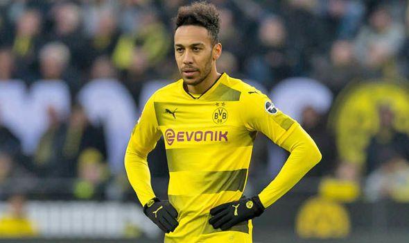 Pierre-Emerick Aubameyang: Dortmund boss refuses to discuss Arsenal target's future    via Arsenal FC - Latest news gossip and videos http://ift.tt/2GozXgo  Arsenal FC - Latest news gossip and videos IFTTT