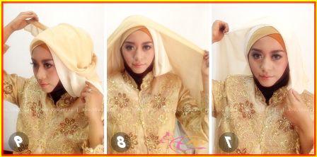 Tutorial Hijab Segi Empat untuk Wisuda Cepat dan Mudah - arenawanita.com