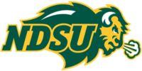 Bison, North Dakota State University (Fargo, North Dakota) Div I, 1st Conf: The Summit League #Bison #Fargo #NCAA (L6300)