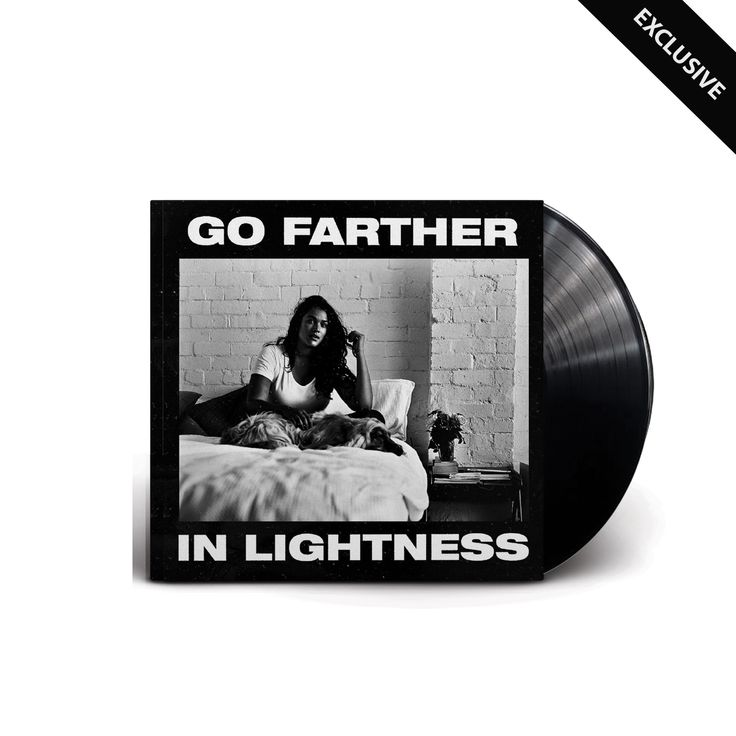 Gang of Youths - Vinyl Me Please Go Farther in Lightness LP