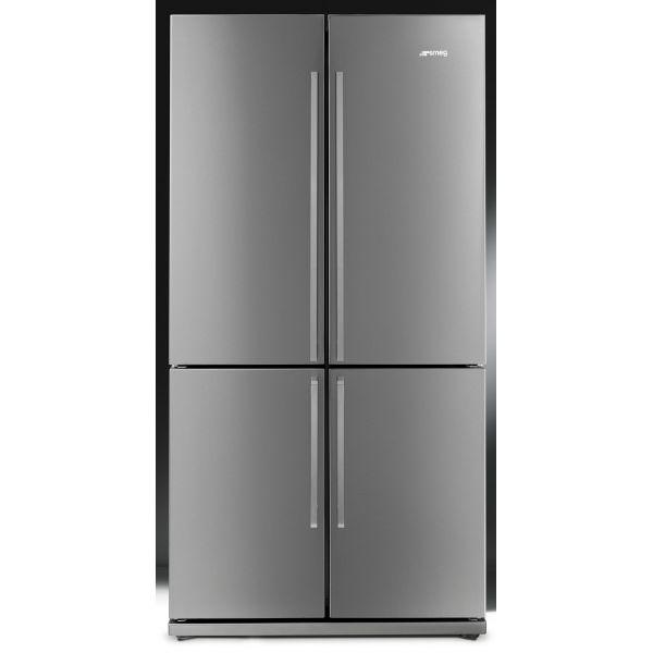 """<p> Smeg FQ60XP American Style Four Door Fridge Freezer in Stainless Steel</p> <p> <strong><span style=""""color: #ff0000"""">BUYING 2 OR MORESMEG APPLIANCES?</span></strong></p> <p> <strong><span style=""""color: #ff0000"""">FOR A PACKAGE DEAL </span></strong><strong><span style=""""color: #ff0000"""">EMAIL YOUR REQUIREMENTS TO <a..."""