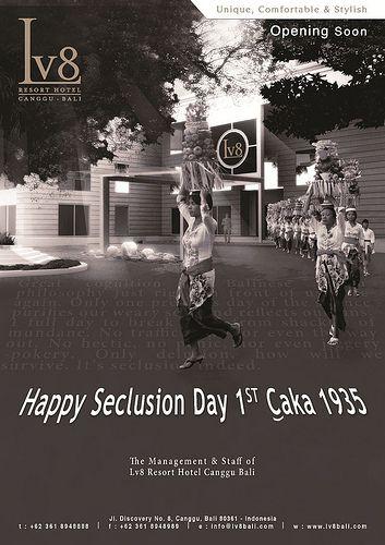 Happy Nyepi Day 12 March 2013