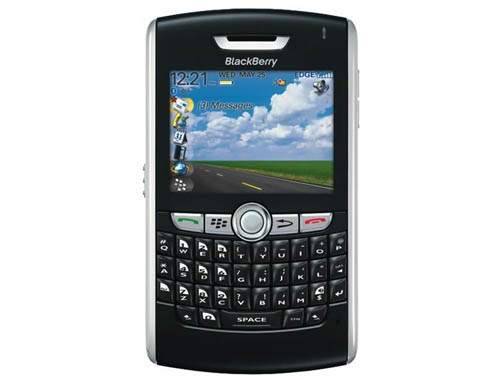 http://www.mobiledekho.com/blackberry/blackberry-8800.html,   has a brilliant 2.5 inch 65K colors with resolution of 320 x 240 pixels.It runs on a 32-bit Intel XScale PXA272 312 MHz processor and 16MB RAM internal memory is 64MB.It supports connectivity options like Bluetooth, GPRS, EDGE.It also supports Organizer, Document viewer Word Excel PowerPoint PDF , Voice dial features.  Blackberry 8800 available in Silver colour.