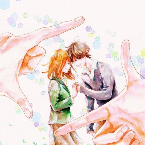 Imagem de orange and love