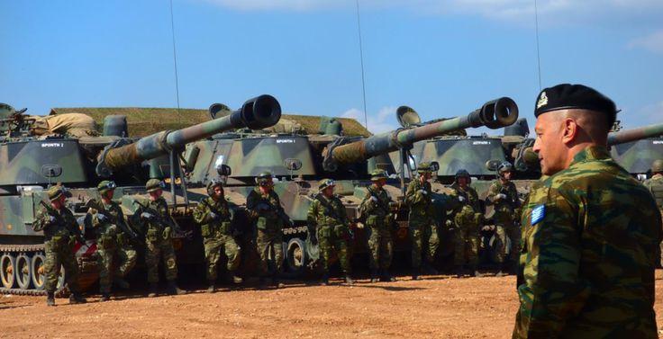 Κεραυνοί του Α/ΓΕΣ απο την ν. Χίο: Ο Στρατός μας είναι Ισχυρός & δυνατόςΔεν είμαστε σε Κρίση! (video)
