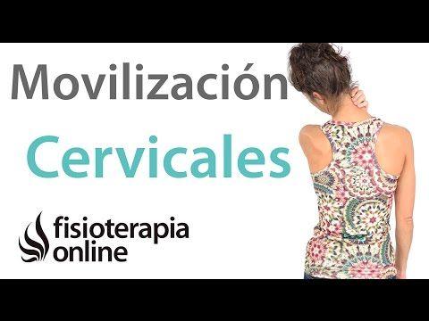 Auto-movilización suave, sutil y consciente de cervicales, Mejora la movilidad sin dolor. | Fisioterapia Online