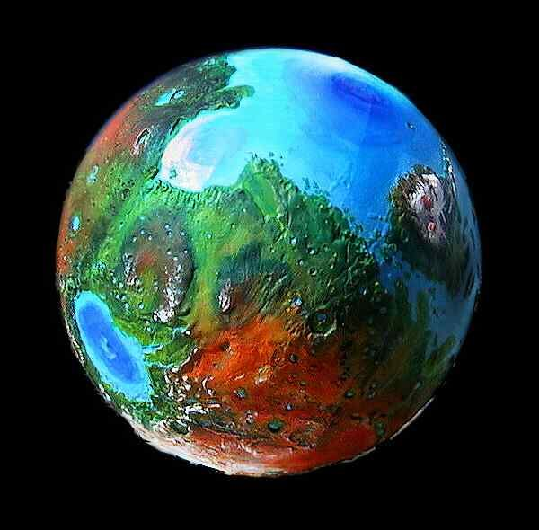 Mars Terraforming: 106 Best Space Colonies And Terraforming Images On