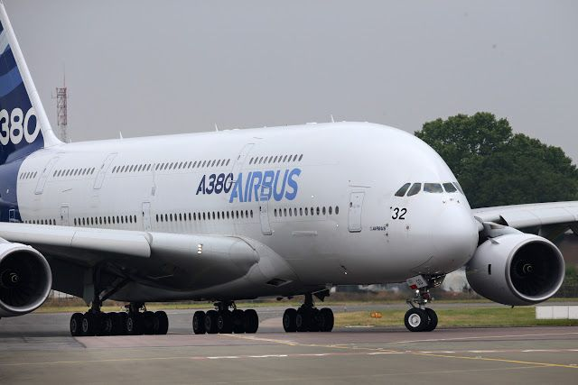 FlightMode: Airbus cuts A380 delivery target