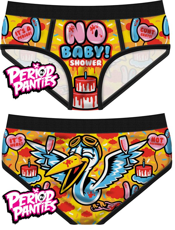 harebrained Period panties