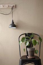 Ellos Home Fönsterlampa Melwin Svart, Ljusgrå - Fönsterlampor |          Ellos Mobile