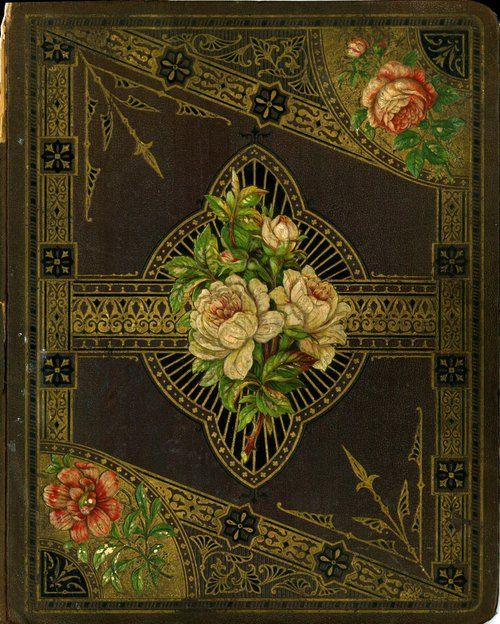 Vintage bookcover......eat your heart out KINDLE!
