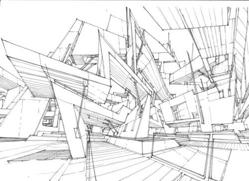 architectural hand drawings. stefan davidovici many seemingly handdrawn architectural drawings here httparchitecturedraftsman hand