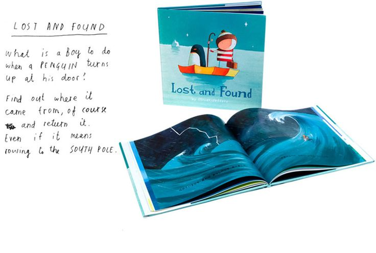 Whimsical Picture Books | Oliver Jeffers