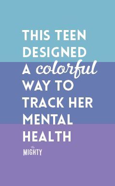 Teen Designs a Colorful Way to Track Her Mental Health
