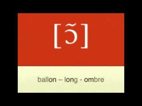 l'alphabet phonétique - les sons français - YouTube