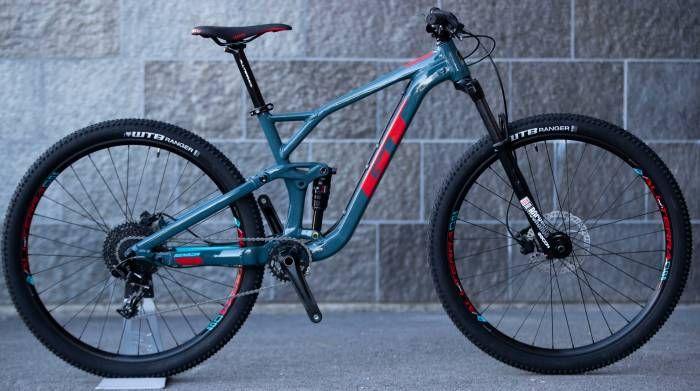 Gt Redesigns Force Sensor Mountain Bikes For Customization Gearjunkie Mountain Biking Gear Mtb Bike Mountain Gt Mountain Bikes
