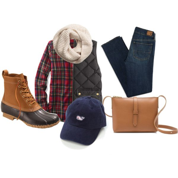 Preppy Apple Picking Outfit by ctpreppy on Polyvore