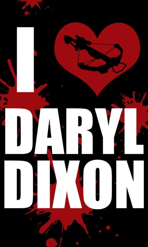 I <3 Daryl Dixon