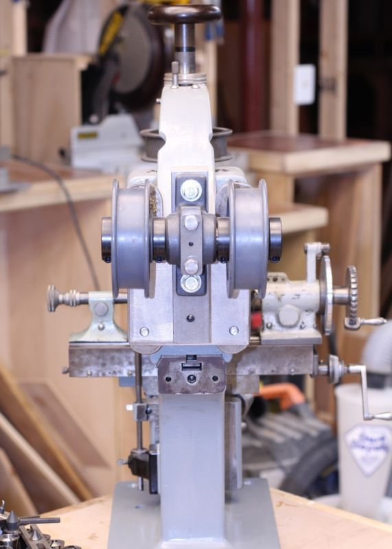 Hardinge Cataract Vertical Milling Machine | eBay