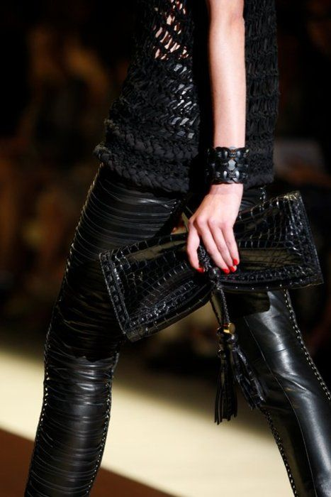 Black Leather <3<3<3