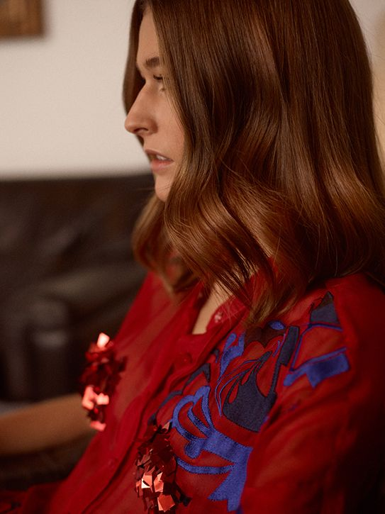 Anne Törnroos/ Stylist Fashion editorial, style, model, LEON magazine, photo: Staffan Sundström