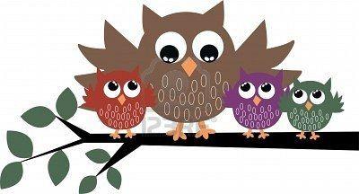 """Képtalálat a következőre: """"family owls"""""""