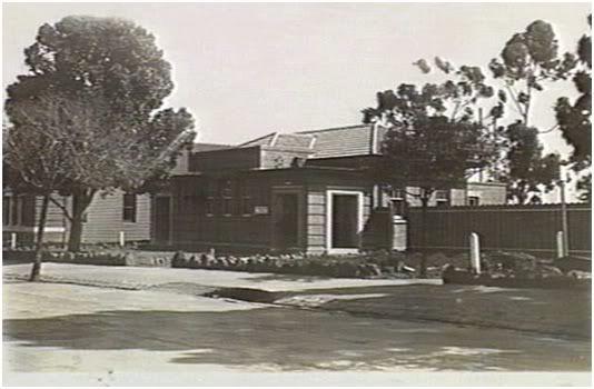 Oakleigh Post Office 1924-25