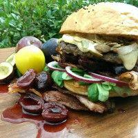 Ale Burger, Zdjęcia (Kabaty)