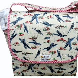 Changing Tote Bag and Mat – Wild Blue Yonder Design