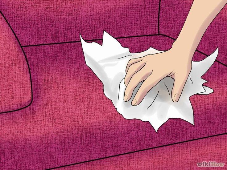 Cómo quitar el olor de la orina de gato o perro de la tapicería