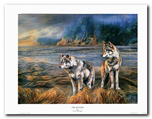 Two Wolf Native American Northwest Wild Animal Wall Decor... https://www.amazon.com/dp/B01LX3ORTK/ref=cm_sw_r_pi_dp_x_paH3ybJZTWSBN