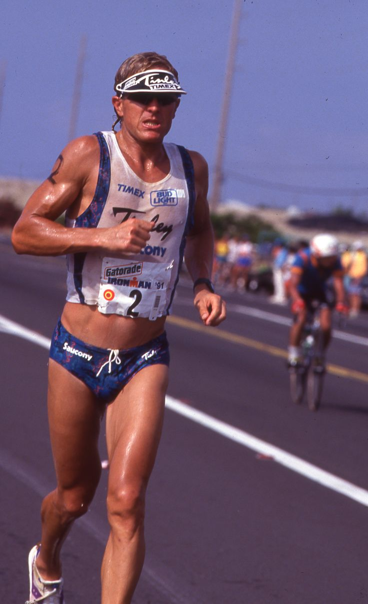 Scott Tinley, Triathlon Legend