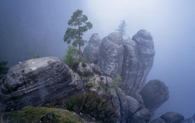 Każdy kraj ma swoją Szwajcarię - Góry Połabskie - niesamowite miejsce tuż za polską granicą