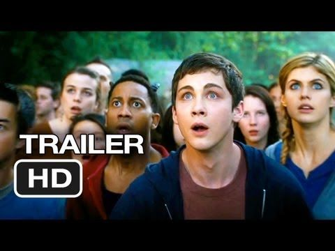 Percy Jackson: Sea of Monsters Official Trailer #2 (2013) - Logan Lerman Movie HD - YouTube SCREAMING OMG THIS IS SO GOOD OMG OMG AHHHHH