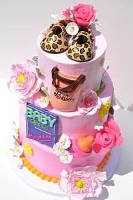 Baby Shower Cake: Cheetahs, Cake Wrecks, Baby Shower Cakes, Leopards Shoes, Girl Cakes, Girls Cake, Baby Girls, Baby Cakes, Baby Shower