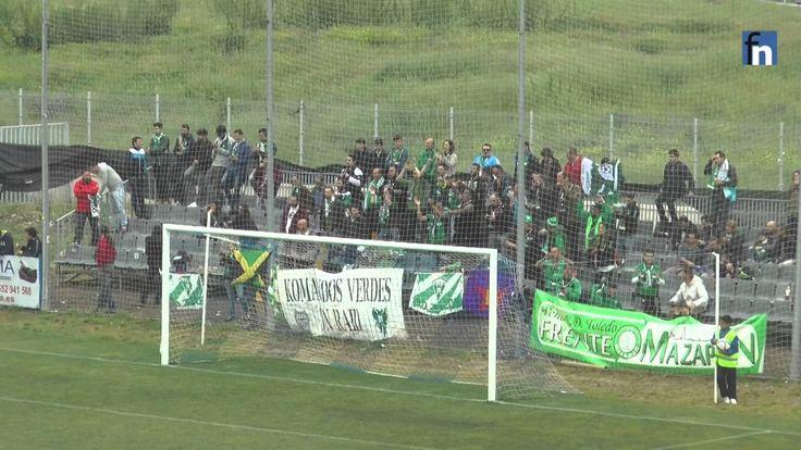 CF Fuenlabrada - CD Toledo