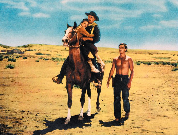 The Searchers, by Glenn Frankel, NYT review, Implacable in Texas