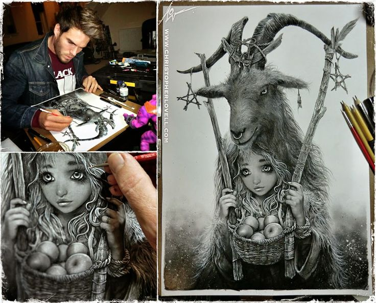 Epic Sketches