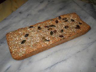 """""""Le pain royal à IG inférieur à 35!!!! IG 15!!!!!!!"""" repas PL"""
