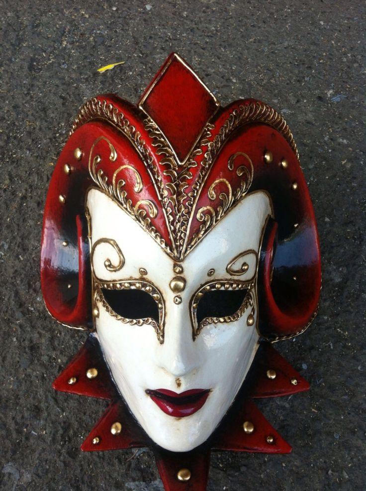 Mask di DubrovnikArt su Etsy Mask, Halloween face