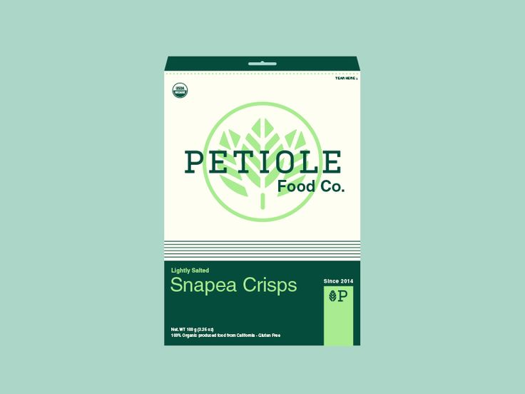 Petiole Packaging System