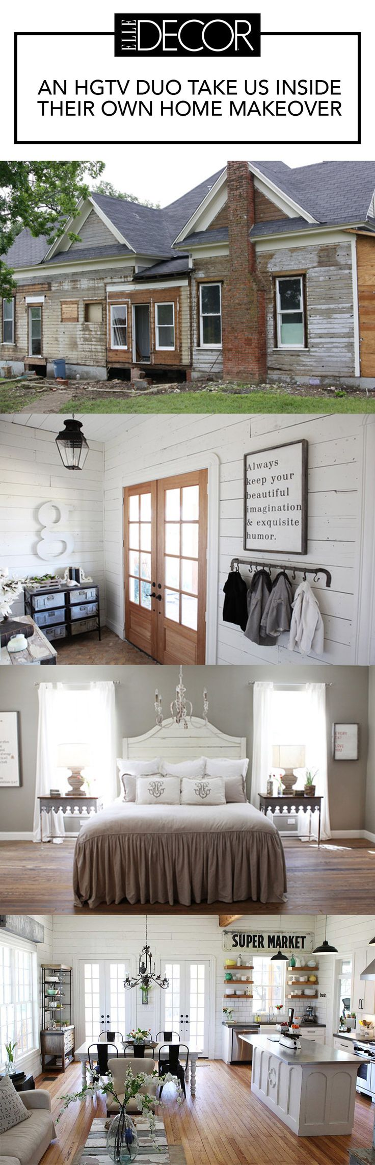 304 best images about fixer upper style on pinterest for How much do chip and joanna make on fixer upper