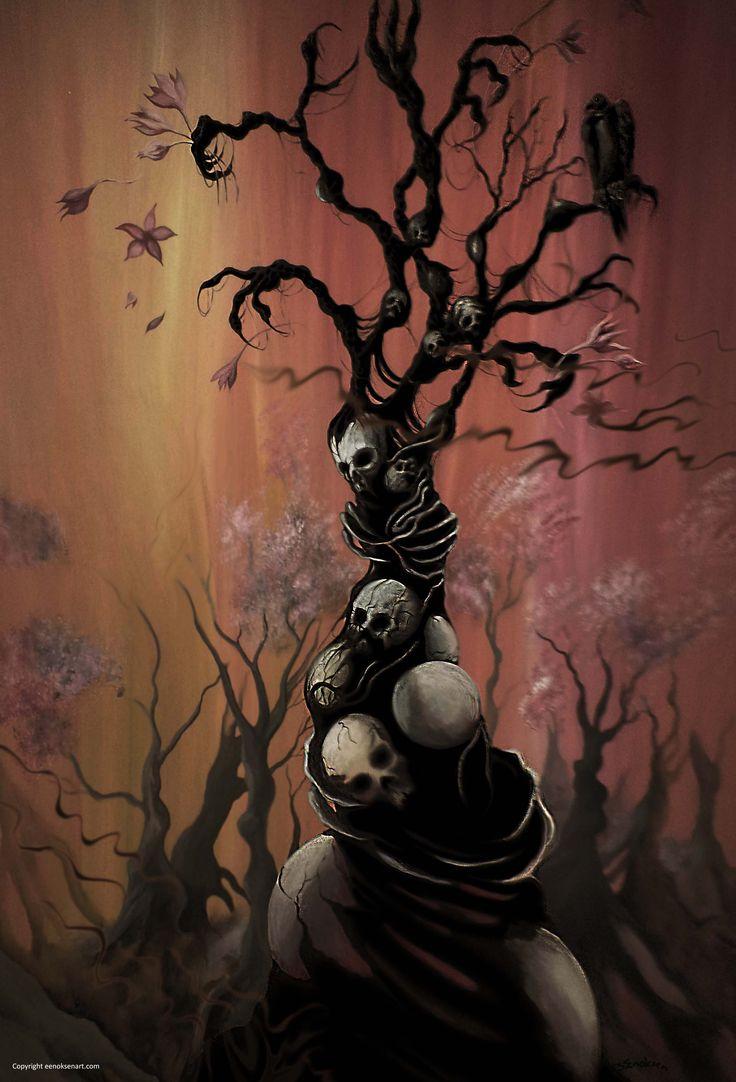 Death tree.