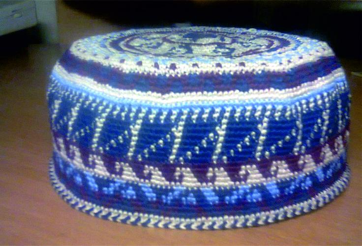 Куфические квадратные узоры.: ru_knitting