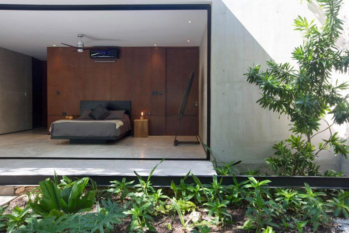 PM house project that gives the residents total privacy - CAANdesign | Architecture and home design blog